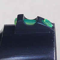 Fiber Optic Front Sight